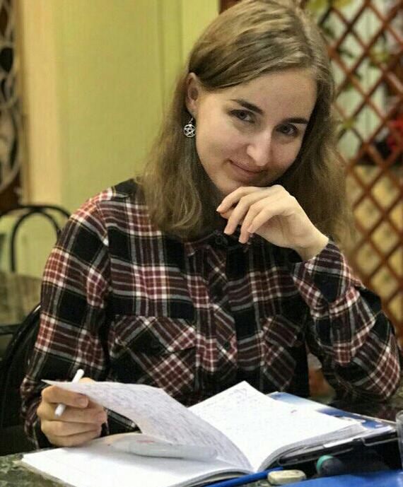 Горбунова Лилия Вячеславовна
